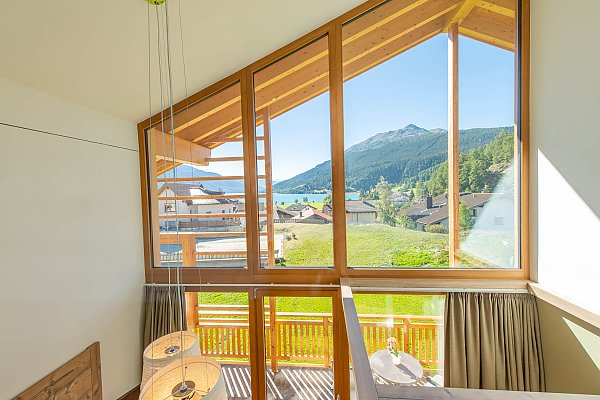 Panorama apartment Ortler for 2-4 person - Apartment at Resia Pass